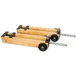 Dynamics Trolley Wooden