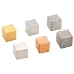 Metal Cubes Set
