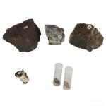 Radioactive Rock Specimens