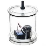 Buzzer in a Vacuum Vessel