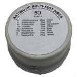 Antibiotic Multi Test Rings