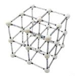 Molymod Vibrating Atoms Model